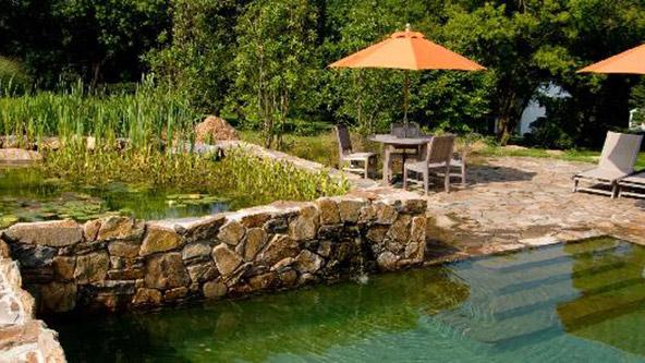 Uitgraven En Aanleggen Van Zwem Vijvers En Zwembaden
